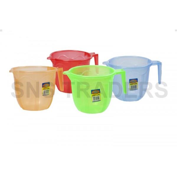 Bunty Neon Mugs (1ltr)