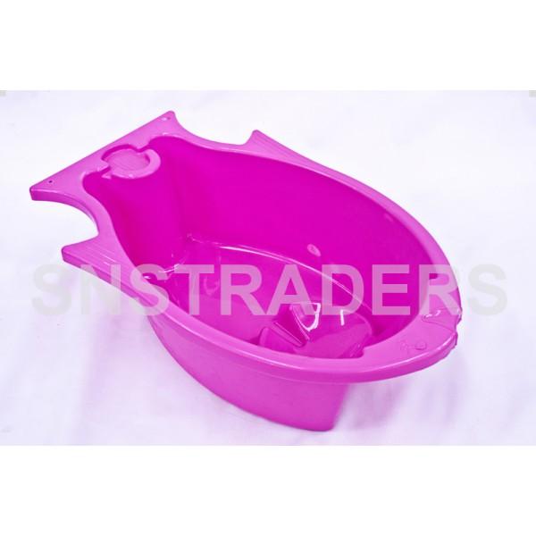 Tub Bath Fish