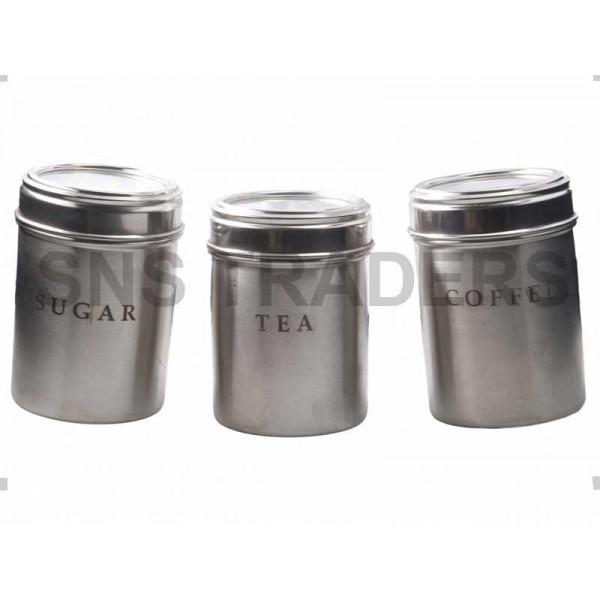 Canister for Tea/Coffee/Sugar - Bunty