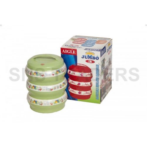 Aigle Jumbo Hot Pots - 03 Piece Set & Stackable