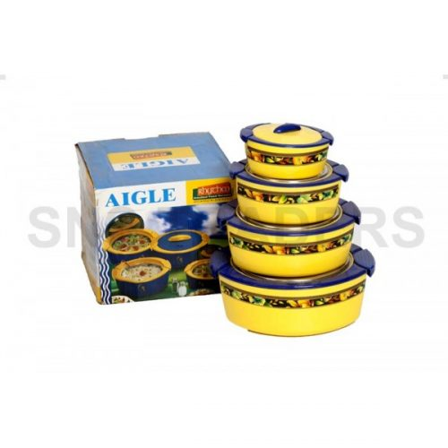 Aigle Rhythm Hot Pots - 04 Piece Set