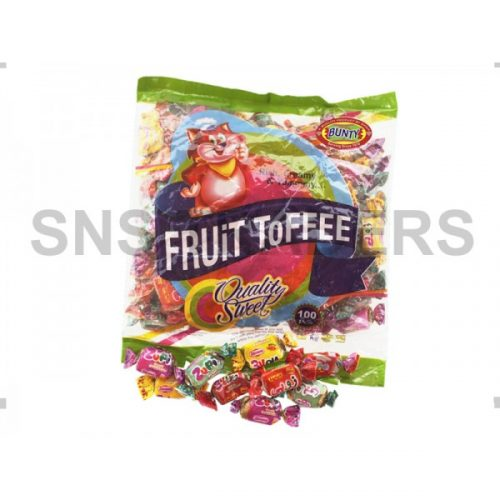 Fruit Toffee