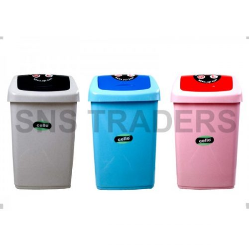 Dust Bin Reactangle Swing