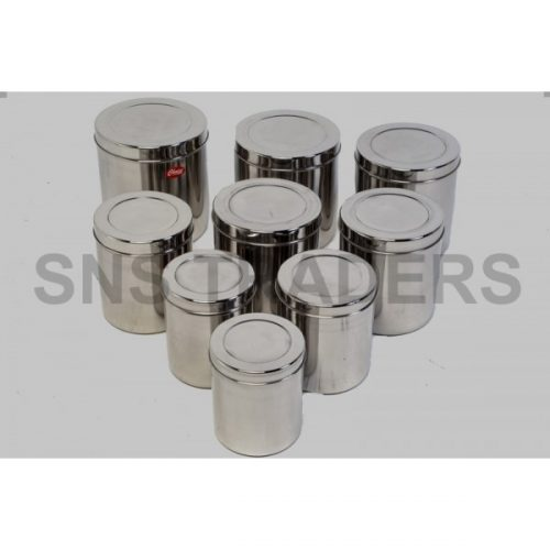 High Storage Canister