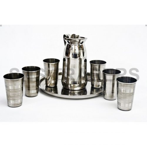 Stainless Steel Water Set