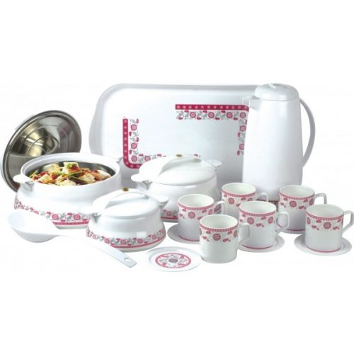 Rejoice Hot Pots - 18 Piece Set