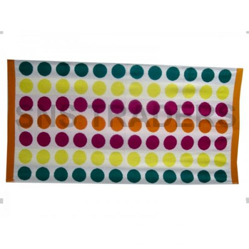 Circle Bath Towel