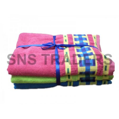 Greeky Bath Towel