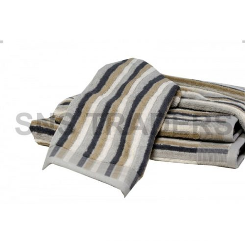 Natural Stripes Towel