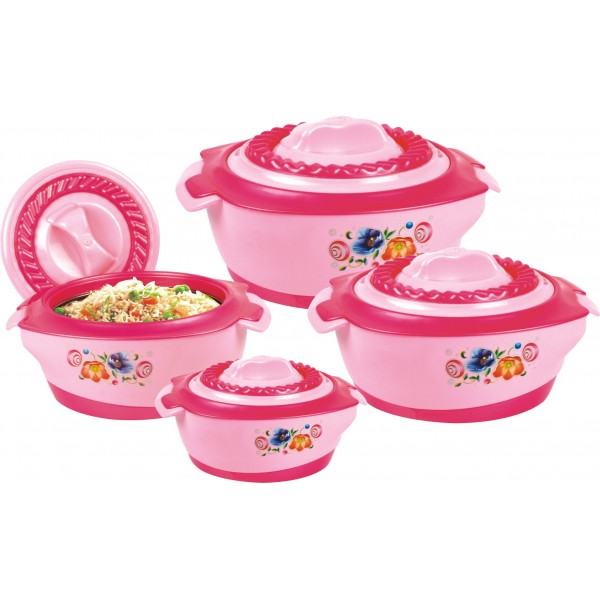 Riva Hot Pots - 04 Piece
