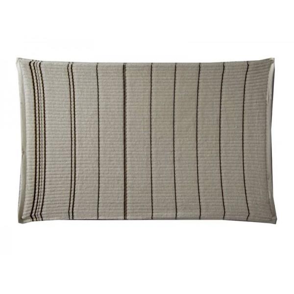 Cream Stripe Kitchen Towel