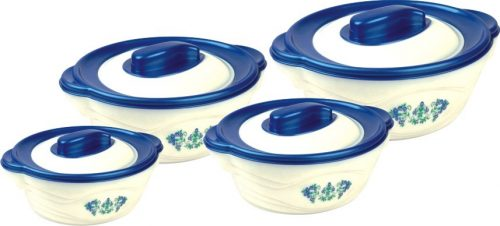 Elegance 04 Piece Hot Pot Set