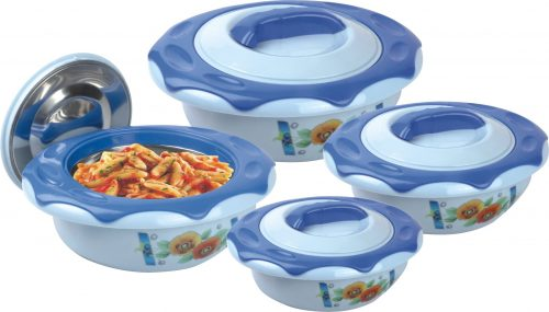 Redan 04 Piece Hot Pot Set