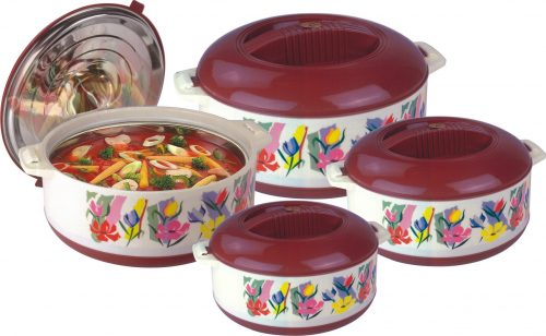 Hot King Hot Pot Set 3 & 4 Piece Sets