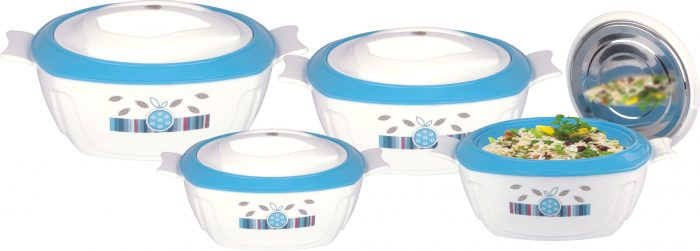 Rio 04 Piece Hot Pot Set