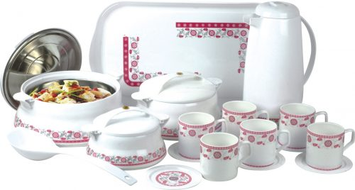 Rejoice Tofel 18 Piece Set