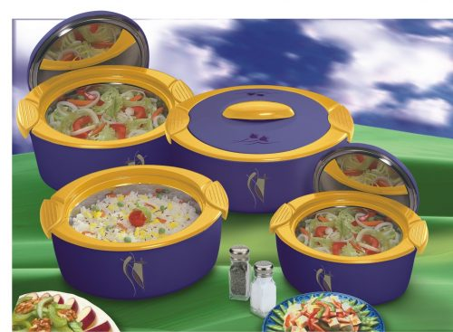 Aigle Rhythem 04 Piece Hot Pot Set