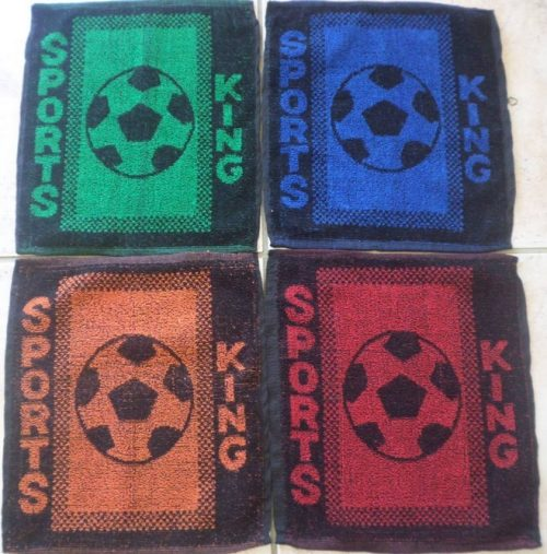 Soccer Ball 1 Face Cloths
