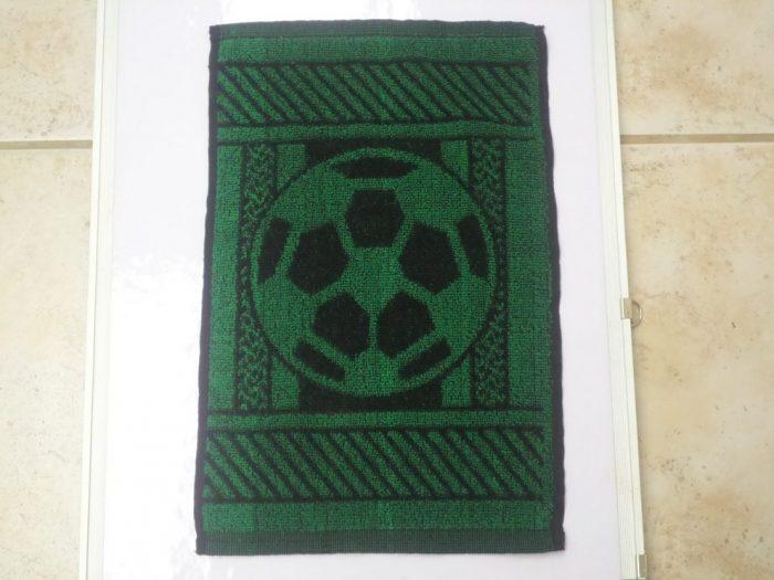 Soccer Ball 2 Face Cloths