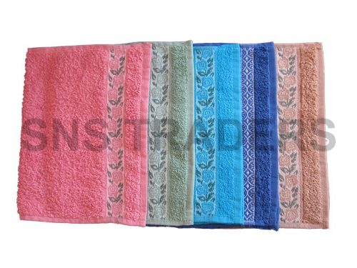 Rose Face Cloth