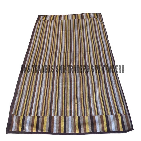 Bath Sheet Break Stripes