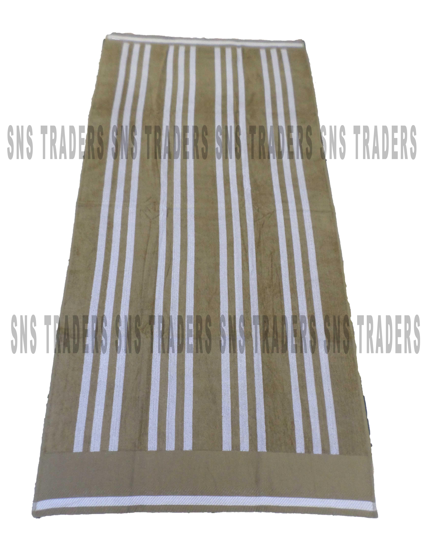 Signature Stripes - 80 x 180 cms